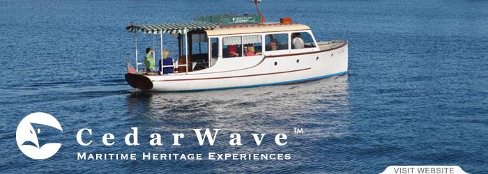 Cedar Wave Maritime Heritage Experiences