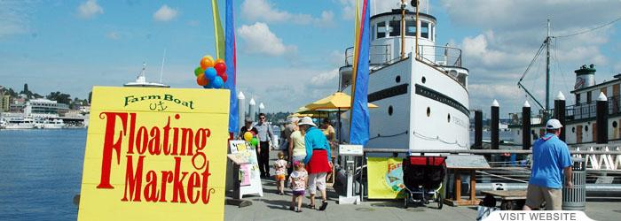 FarmBoat Floating Markets